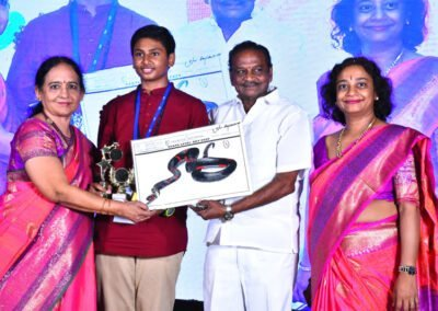 ART FEST,WRITE WELL & GRAMMAR STATE LEVEL COMPETITION - 2020