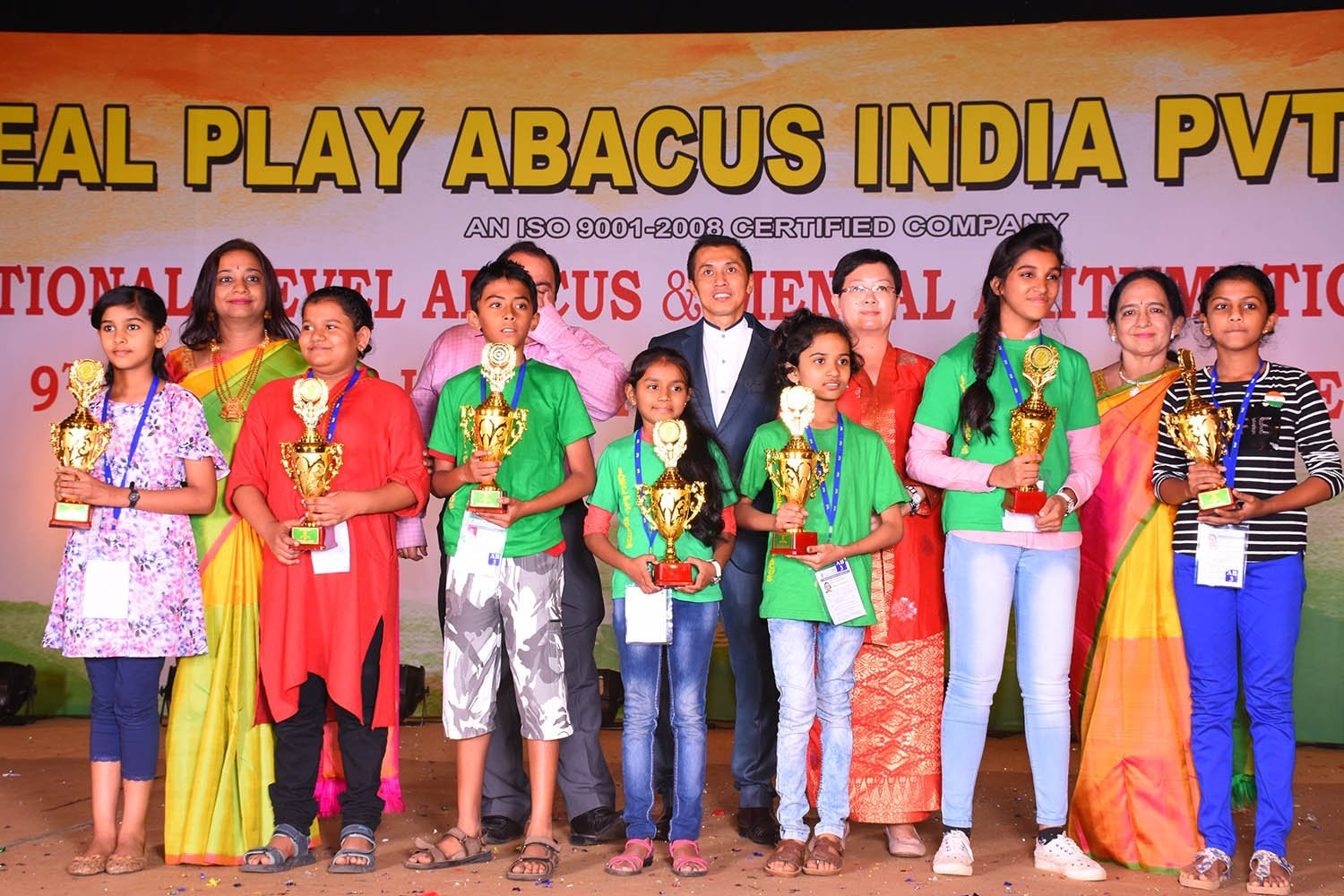 NATIONAL LEVEL COMPETITION THRISSUR – 2018